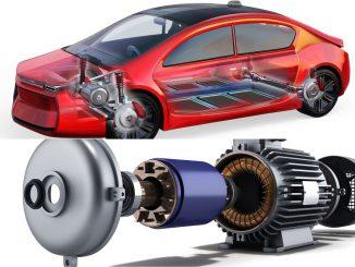 Entwurf Optimierung und Berechnung elektrischer Maschinen für Elektrofahrzeuge